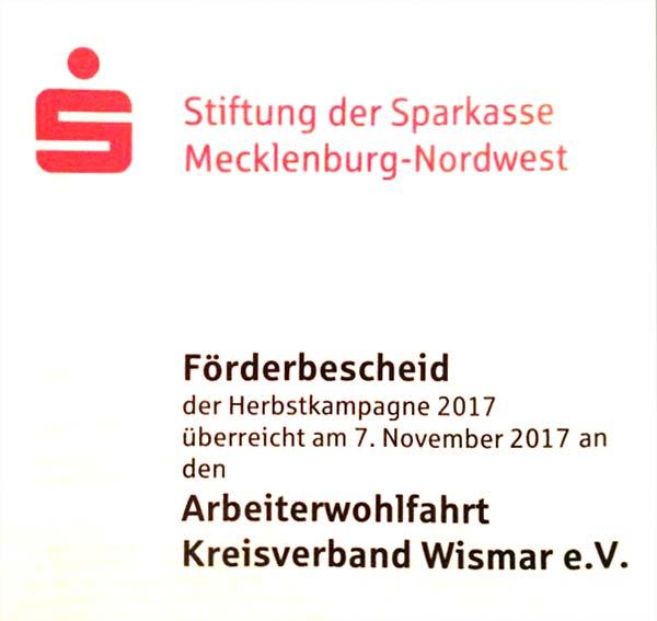 SPK Stiftung AWO Wismar